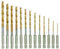 dull metal drills